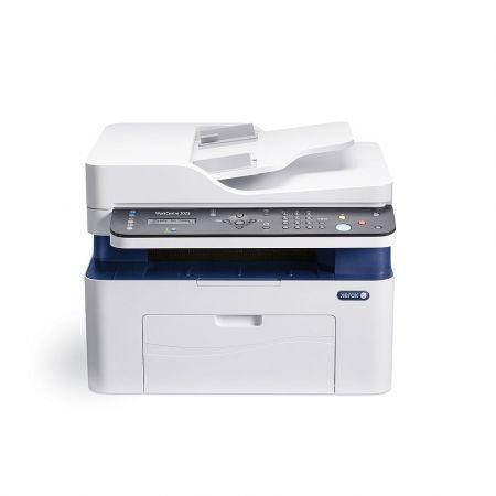 Принтер със скенер Xerox WORKCENTRE 3025NI 4 IN 1 , Лазерен